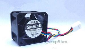 SuperMicro SanAce FAN-0061L4 4-Pin 1U Server Case Fan