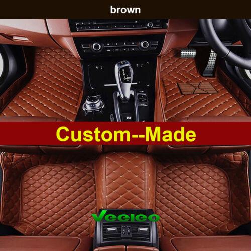 Custom-Fit coche tapetes para Benz CLA Clase 2013-2018 Alfombras de todo tiempo