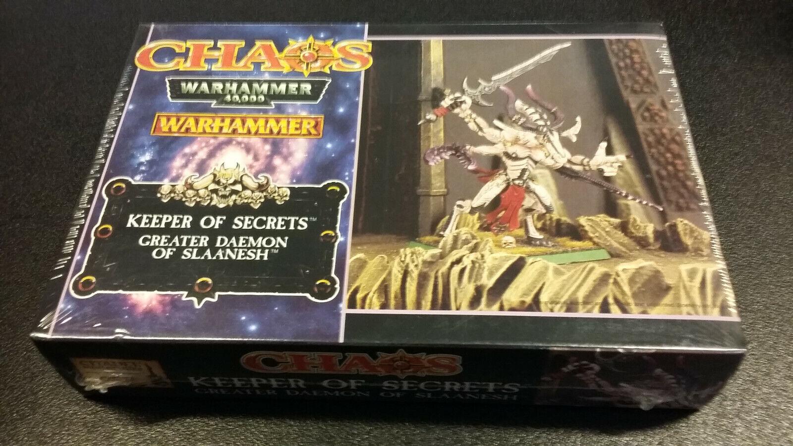 Warhammer 40K  fantasycc Battle KEEPER OF SECRETS GREATHER DAEMON OF SLAANESH  vendita scontata online di factory outlet
