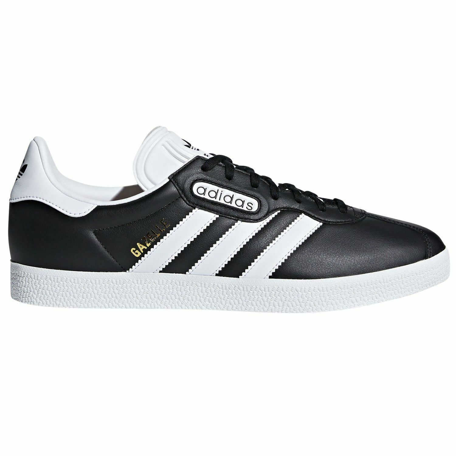 Adidas ORIGINALS WORLD CUP GAZELLE SUPER SHOES BLACK TRAINERS SNEAKERS KICKS