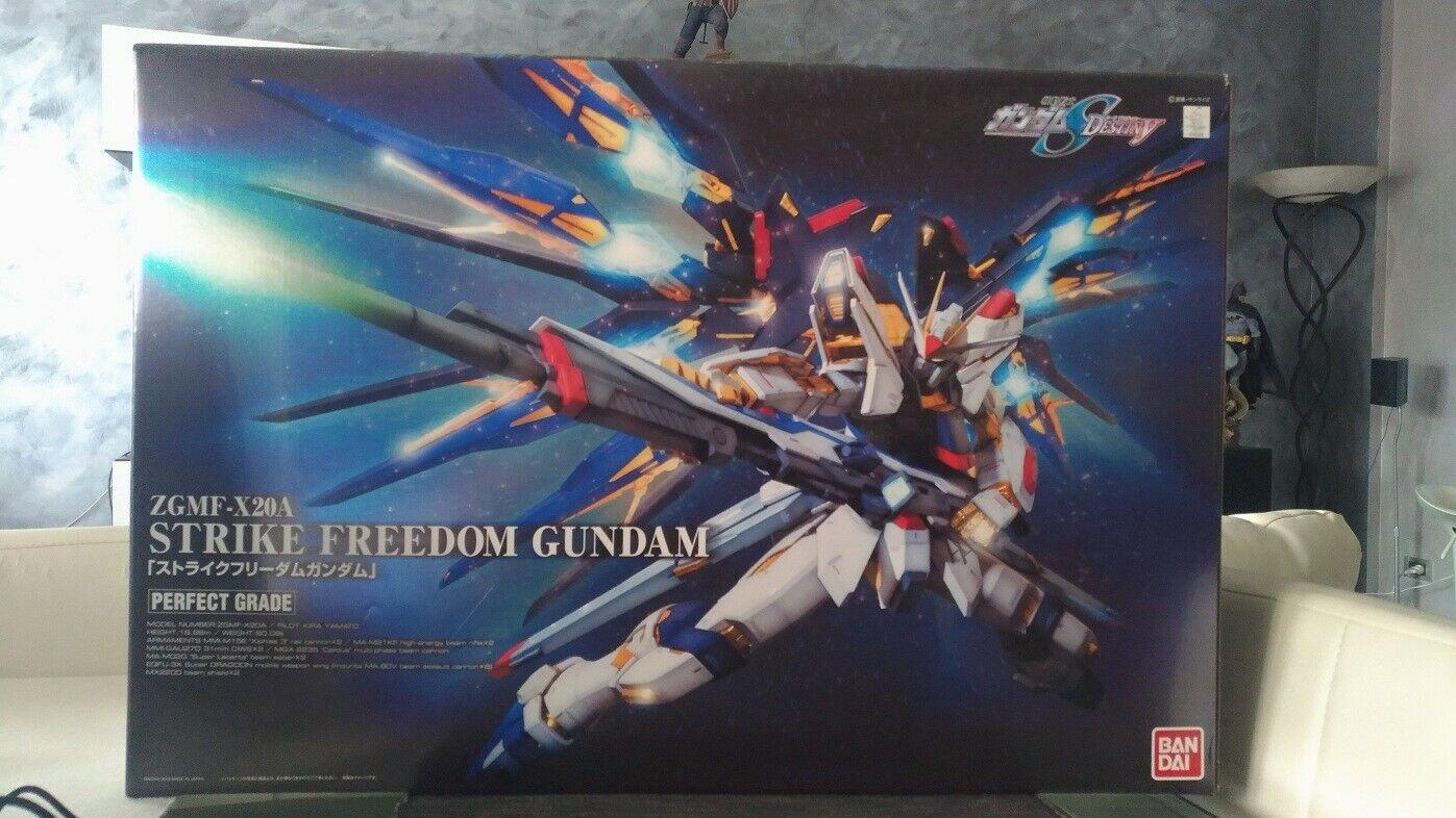 NUOVO Beai Perfect Grade PG ZGMF-X20A Strike gratuitodom Gundam   consegna e reso gratuiti