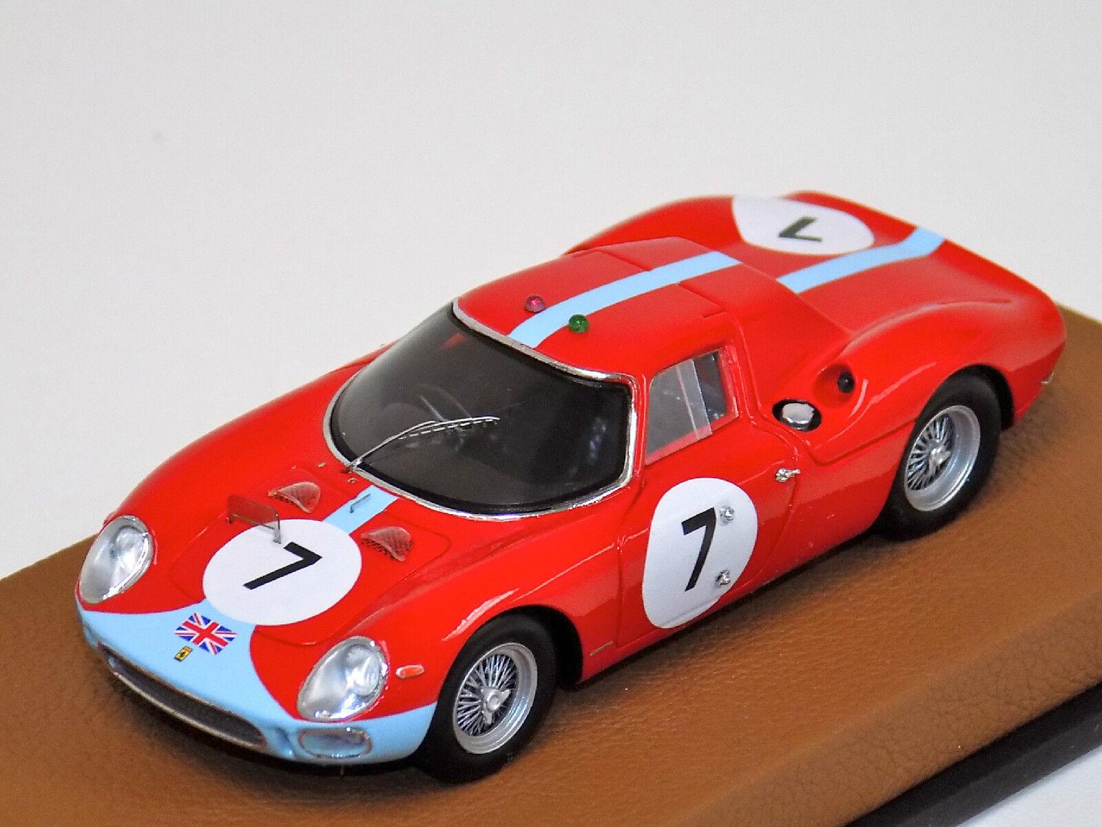 1 43 LOOKSMART FERRARI 250 LM 1964 gagnant du rênes  7 LSLM 021