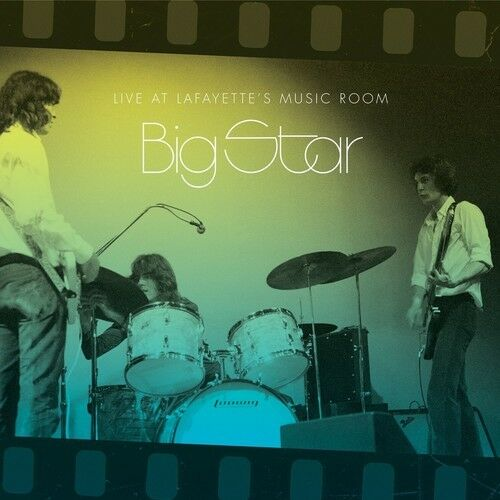 Big Star - Live at Lafayette's Music Room-Memphis TN [New Vinyl LP] Digital Down