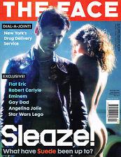 THE FACE 04/1999 SUEDE Brett Anderson ANGELINA JOLIE Helen Stinton MALGOSIA BELA