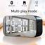 thumbnail 7 - Bosina Altavoz Portátil LED Inalámbrico Speaker con Bluetooth USB/AUX/FM Radio