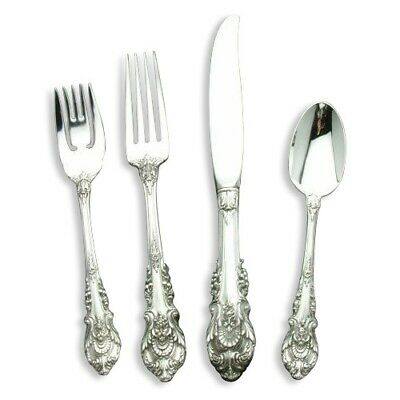 WALLACE SIR CHRISTOPHER STERLING SILVER DINNER FORKS