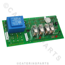 MERRYCHEF PCB 11M0113 / 11M0322 RELAY BOARD MK1 MICROWAVE COMBI OVENS HD SERIES