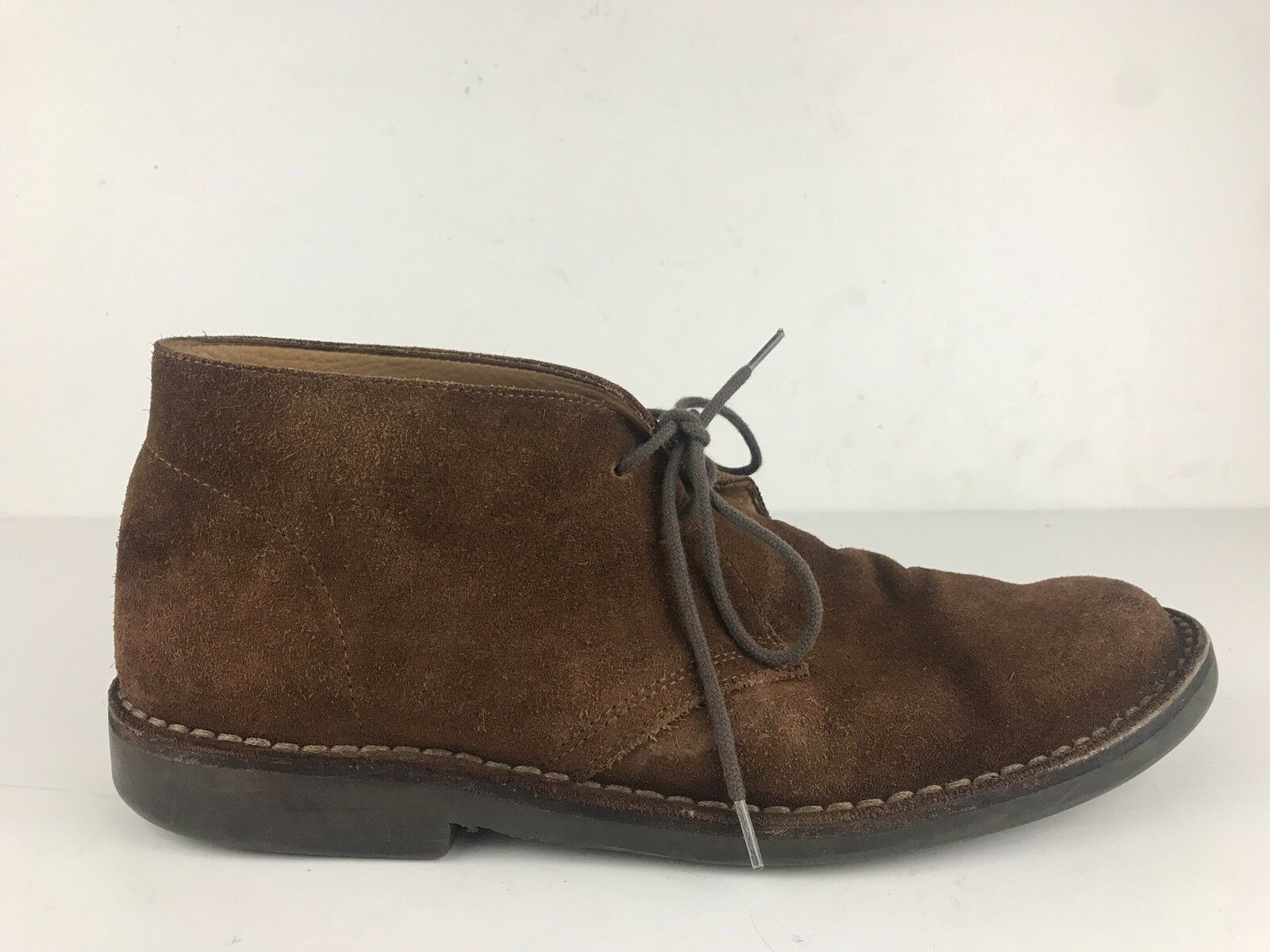 brand new 79903 e9561 Brooks Bredhers Made in Chukka Ankle Brown Boots Casual Men s 10.5