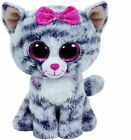 Ty Beanie Boos Regular - Kiki The Grey Cat 37190