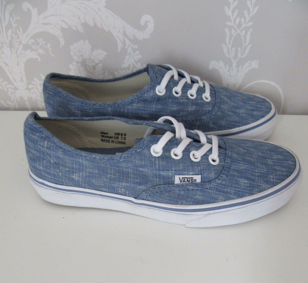 Neuf Exclusive Vans-Authentic U 'S 5.5  - (VN -00 aiggz) UK 4.5 US 7