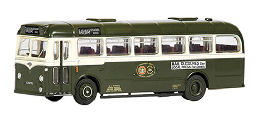 EFE 24329K 'Club Edition' BET Leyland Leopard Todmorden Rail Replacement Bus T48