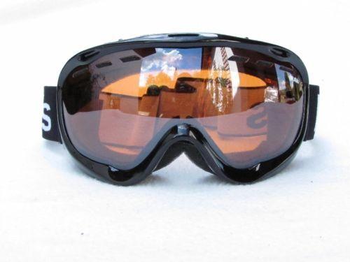 Doublle Lens Antifog Kontrastverstärkt SNOWBOARDBRILLE SKIBRILLE von Ravs