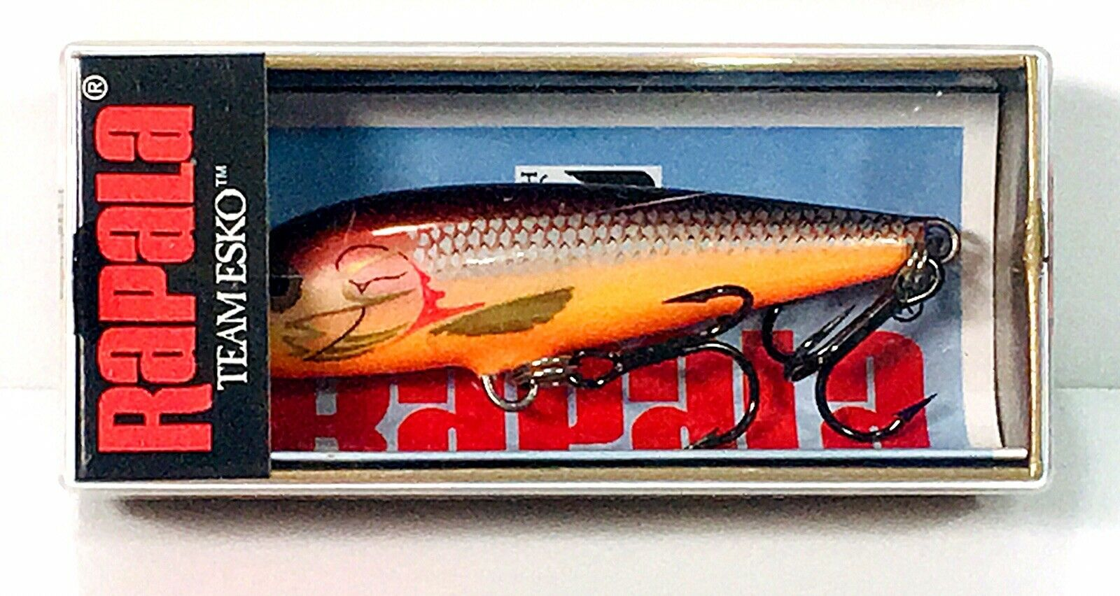 Rapala Team Esko TE-7 SRB Floating Flottant 7 cm (MADE IN FINLAND)  NEW