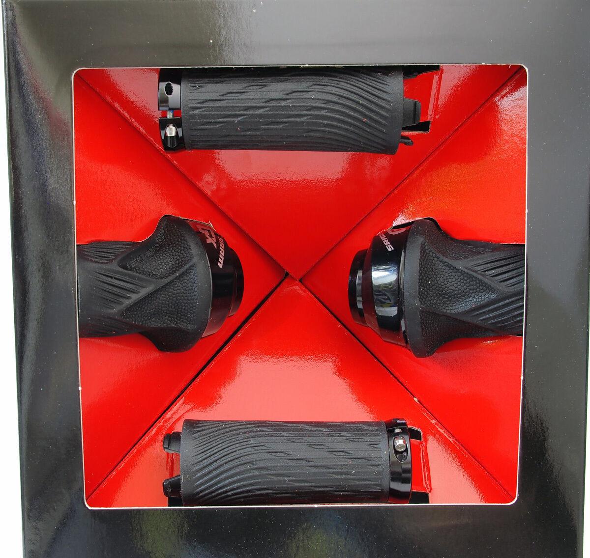 SRAM GX 2x11 Spd Grip Shift Twist Shifter Set ROT, Fit GX 2x11 Group, New In Box