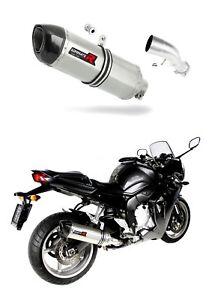 DOMINATOR-Exhaust-silencer-muffler-HP1-YAMAHA-FZ1-FAZER-1000-06-15-db-killer