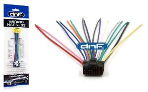 alpine wire harness cde 102 cde102 al16b 100  copper Alpine CDE 100 Specs