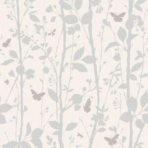 grey damask wallpaper b q
