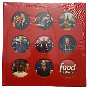 Food Network EMMY 2018 FYC PRESSBOOK 2 Disc DVD Bobby Flay Guy Fieri Alton NEW