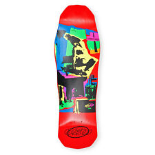 "Hosoi Skateboards Pop Art 87 skateboard Deck (Large) – 10""x32.75"""