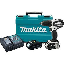 Makita 18V 1.5 Ah Li-Ion 1/2 in. Drill Driver Kit XFD01CW-R Recon