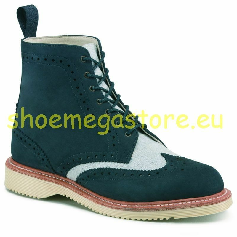 DR Martens 7 fori DOC Bentley Navy/Kaya 15112411 ORIGINALE DOC fori 6501d9