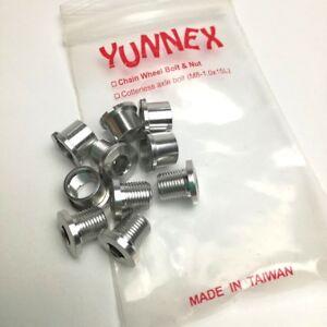 KRSEC M15//M18//M20 Crank Cover MTB Crankset Screw Cap Bolt Bicycle Accessories