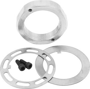 Allstar-ALL44131-Spindle-Nut-2-034-Pin-Kit-For-Wide-5-And-5-x-5-Hubs-Aluminum