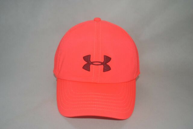 a5afe2af3c2 Under Armour Women s UA Renegade Cap  1272182 Marathon Red Strapback Hat  OSFA