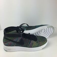 Nike Air Force 1 Ultra Flyknit Mid Mens Size 11.5 Multi
