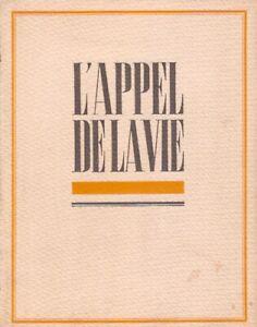 DP-L-039-APPEL-DE-LA-VIE-VICTOR-FRANCEN-SUZY-PRIM-RENEE-DEVILLERS-GEORGES-NEVEUX