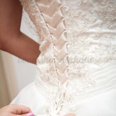 3m satin corset kit zipper replacement wedding gown dress