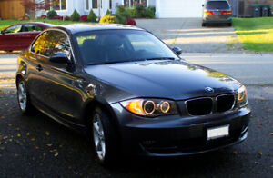 2008 BMW Series 1 128i Coupe 2D