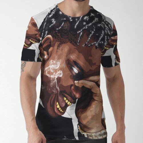 a da Hip 3xl Hop uomo New Scott T taglia Fullprint Tee S Travis shirt Tshirt HpzwA
