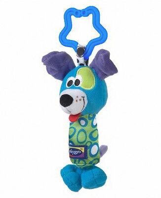 Baby Infant Soft Animal Handbells Rattles Bed Bell Stroller Developmental Toy