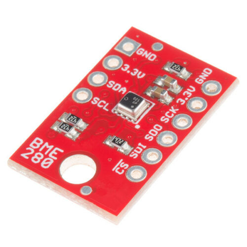 1PCS BME280 Embedded high-precision barometric pressure sensor module height