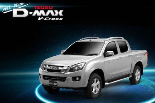 ISUZU D-Max BODY kit X FOR 4 D DOORS DOUBLE CAB ISUZU D-MAX 2012 2013 12 13