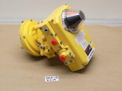 Kinetrol AP positioner PMax 100 PSI