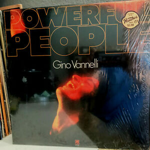GINO-VANNELLI-Powerful-People-12-034-Vinyl-Record-LP-EX
