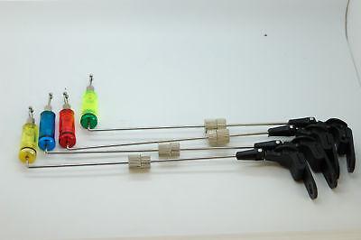 Fischen Angeln Spulen-Swinger Olax Bissanzeiger mit Kette Spulenhalter