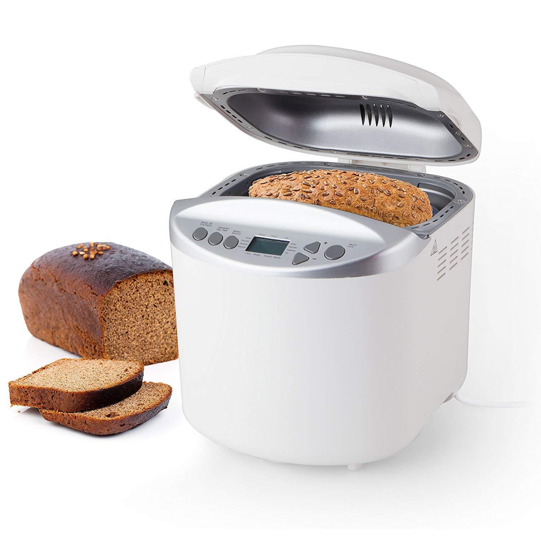 Orbegozo MHP 3000 3000-Máquina de Hacer Pan, 650 W  función calor mantiene pan