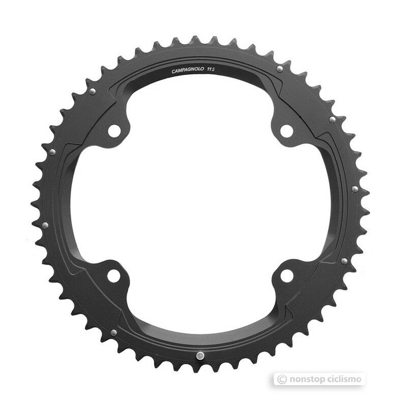 Campagnolo SUPER RECORD 4-Arm 11 Speed Outer Chainring   52T FC-SR352
