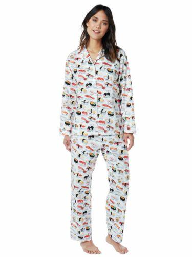 The Cat's Pajama - 100% Cotton (Poplin) Pajama - S