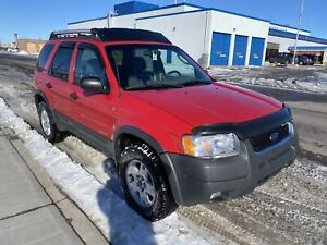 2002 Ford Escape v6 4X4