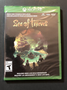Sea of Thieves (XBOX ONE) NEW