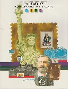 United-States-Postal-Service-Commemorative-Stamps-of-1985