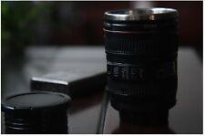Hot Sale Mini Camera Lens Mug Shot Mug Shot Cup Mini Black Cup