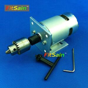 FitSain-24V-8000rpm-775-motor-Double-ball-bearing-mini-pcb-hand-drill-press