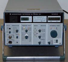 Rohde Amp Schwarz Esv 342402053 Test Receiver 20 1000 Mhz