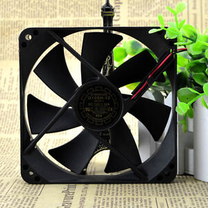 1 PC Yate Loon D12SH-12 12V 0.30A Fan 120*120*25mm 2 Pin #K1478 LL