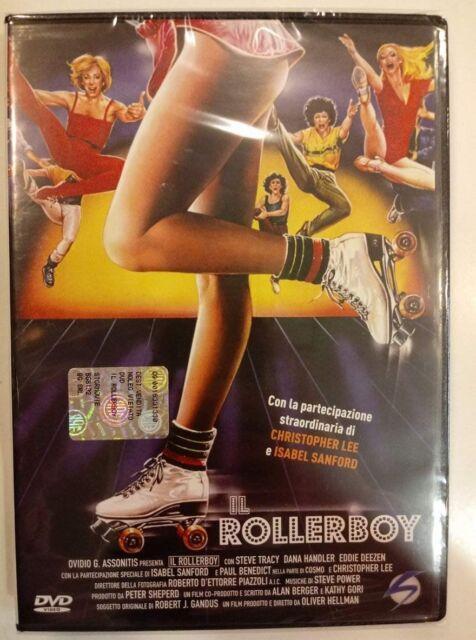 Il Rollerboy (Dvd - Stormovie) Nuovo
